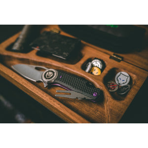 Sherwood - Carbon Fiber Purple