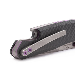 Ace | Purple Carbon Fiber