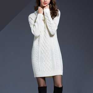 3053 - Knitted Long Sweater