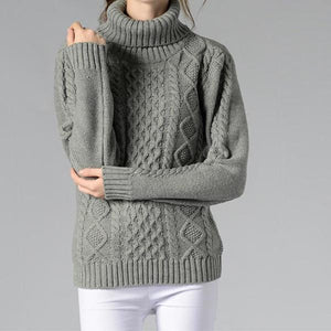 3202 - High Street Crocheted Pullover