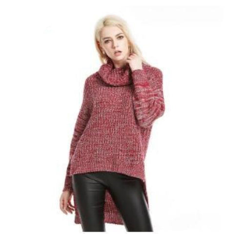 3194 - Crocheted Warm Pullover