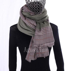 7448 - Cashmere-Blended Long Stole