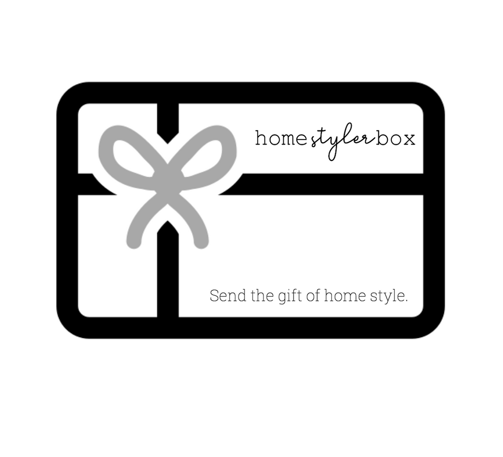 Home Styler Box Gift Card