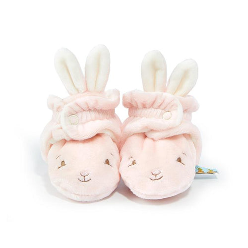 Bunnies By The Bay - Bloom Bunny Hoppy Feet Slippers - Assorted