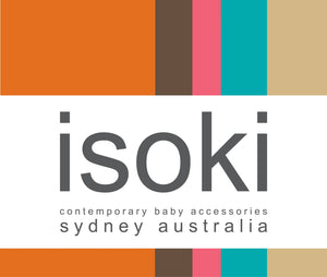 Isoki Ayr Insulated Bottle Bag - www.bebebits.com.au