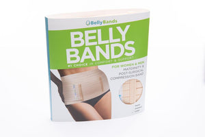 Heal Better Belly Band - Pregnancy & C Section 3in1