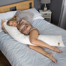 Load image into Gallery viewer, Maternity Pillow 3 in 1 - 6ft - CLICK & COLLECT ONLY