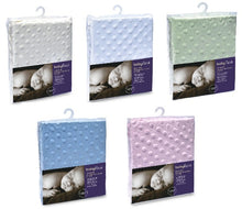 Load image into Gallery viewer, babyRest Universal Change Mat Cover Minkie Dot - assorted colours - www.bebebits.com.au