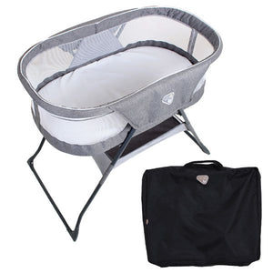 Baby Inc. Sonno Bassinet - CLICK & COLLECT ONLY - www.bebebits.com.au