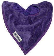 Load image into Gallery viewer, Silly Billyz Bandana Bib - assorted colours - www.bebebits.com.au