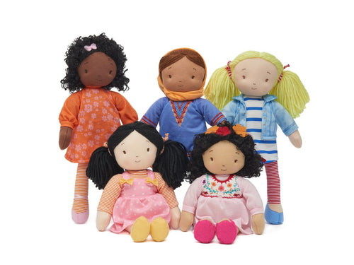 Bunnies By The Bay - Global Sisters Doll - Assorted