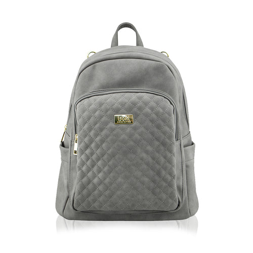Isoki Marlo Backpack - Stone - www.bebebits.com.au