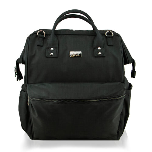 Isoki Byron Backpack - assorted colours - www.bebebits.com.au