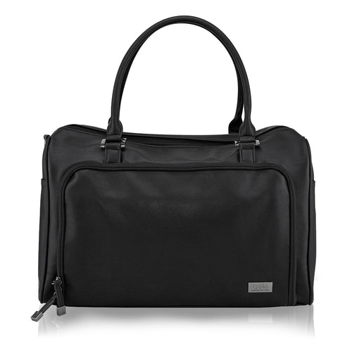 Isoki Double Zip Satchel - assorted colours - www.bebebits.com.au