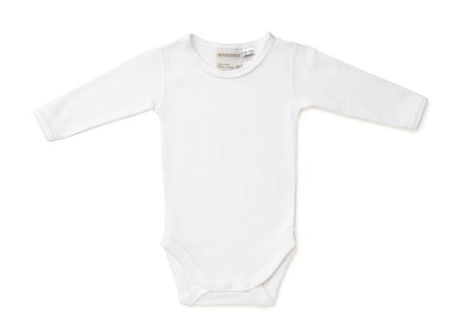 Marquise Long Sleeve Body Suit - www.bebebits.com.au