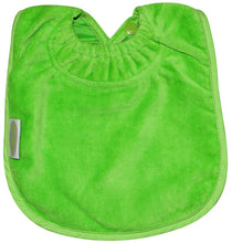 Load image into Gallery viewer, Silly Billyz Large Bib - assorted colours - www.bebebits.com.au