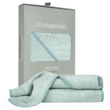 Load image into Gallery viewer, Little Bamboo Hooded Towel - www.bebebits.com.au