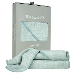 Little Bamboo Hooded Towel - www.bebebits.com.au