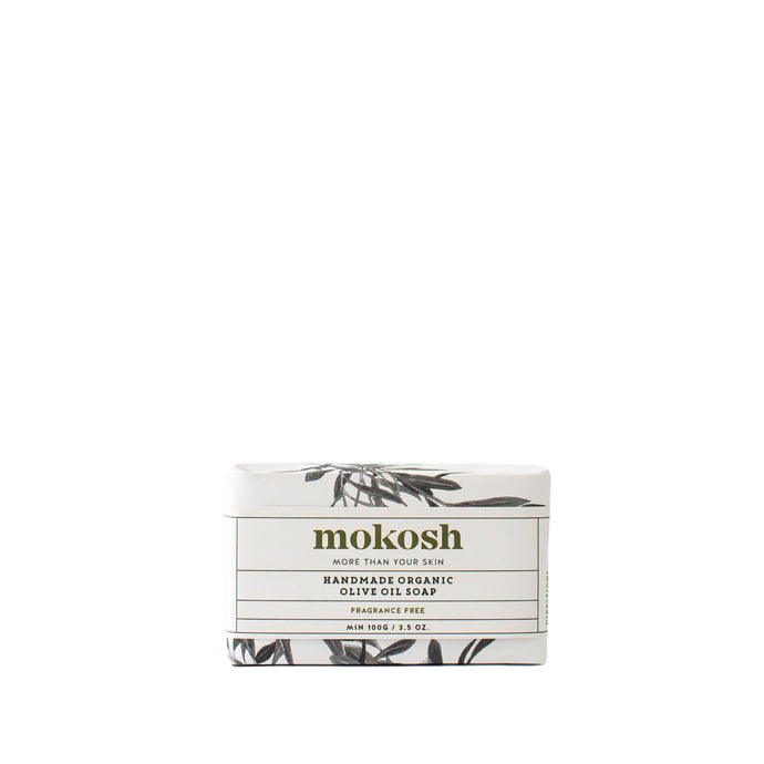 Mokosh Handmade Organic Olive Oil Soap - CLICK & COLLECT ONLY - www.bebebits.com.au