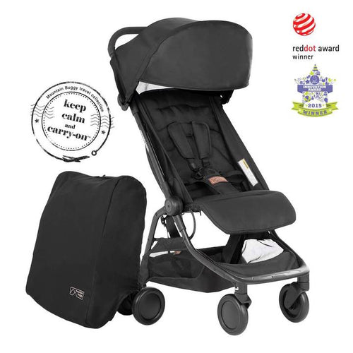 Mountain Buggy - nano™ (2020+) - CLICK & COLLECT ONLY