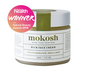 Mokosh Rich Face Cream - www.bebebits.com.au