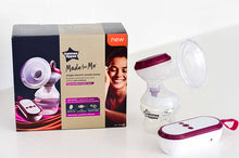 Load image into Gallery viewer, Tommee Tippee Made for Me Electric Breast Pump