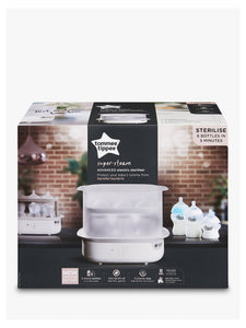 Tommee Tippee Electric Steam Steriliser - CLICK & COLLECT ONLY