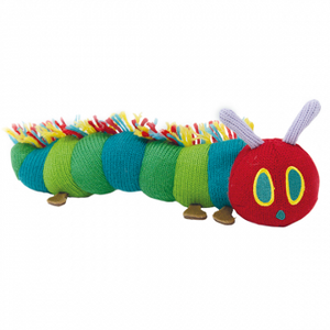 The Very Hungry Caterpillar - Made with Love Knit Toy