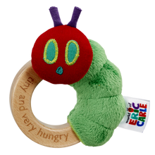 Load image into Gallery viewer, The Very Hungry Caterpillar Ring Rattle