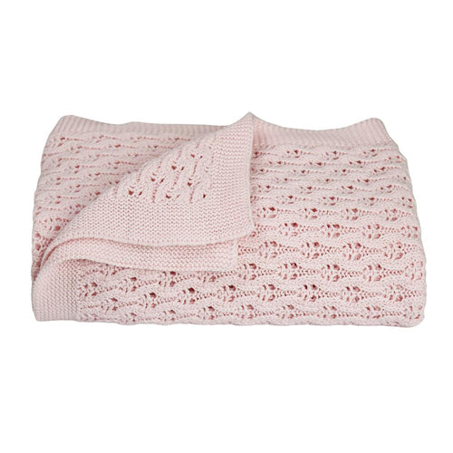 Living Textiles Baby Shawl - assorted