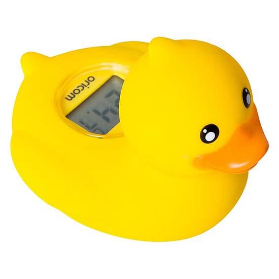 Oricom Digital Bath and Room Thermometer-Duck