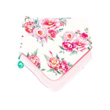 Load image into Gallery viewer, All 4 Ella Bandana Bib 2 Pack - Reversible - Assorted Prints