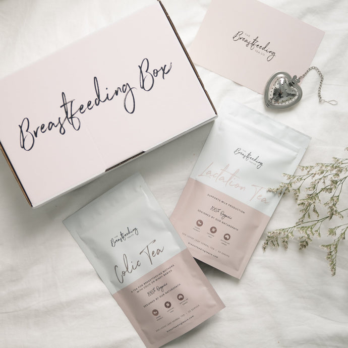 The Breastfeeding Tea Co. - Breastfeeding Box