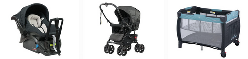 Britax Package #1 - CLICK & COLLECT ONLY - www.bebebits.com.au