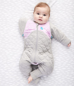 Love To Dream SWADDLE UP™ TRANSITION SUIT WARM 2.5 TOG - www.bebebits.com.au