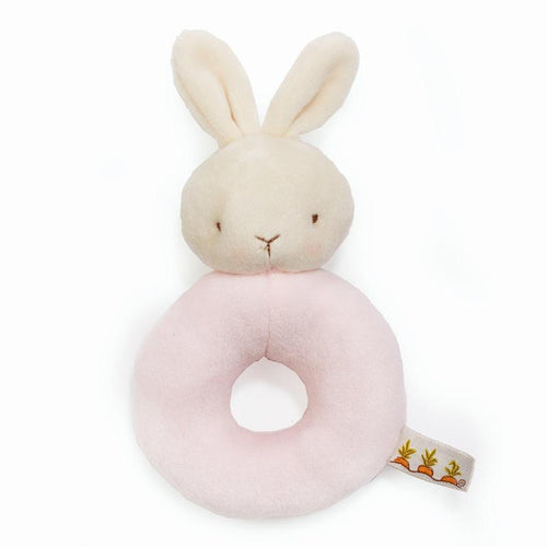 Bunnies By The Bay - Bunny Ring Rattle