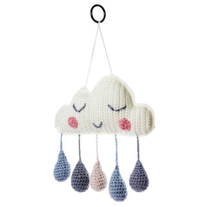 O.B Designs Cloud Wall Hanging - assorted colours