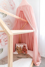 Load image into Gallery viewer, O.B DESIGNS Cot Canopy - Linen - assorted colours