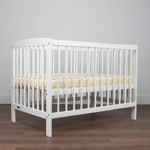 Grotime Dainty Cot White - CLICK & COLLECT ONLY