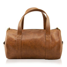 Load image into Gallery viewer, Isoki Kingston Duffle Bag - redwood - www.bebebits.com.au