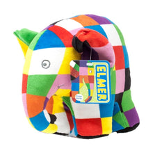 Load image into Gallery viewer, Elmer Plush Toy - www.bebebits.com.au