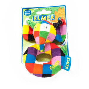 Elmer Ring Rattle - www.bebebits.com.au