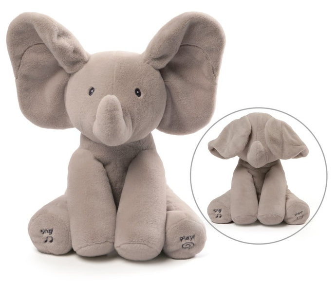 Gund - Flappy the Musical Elephant