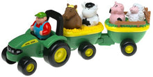 Load image into Gallery viewer, John Deere Animal Sounds Hayride
