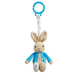 Beatrix Potter Peter Rabbit Jiggle Attachable - www.bebebits.com.au