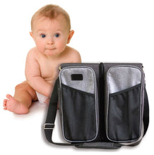 Load image into Gallery viewer, La Tasche All In 1 Nappy Station