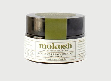 Mokosh Coconut & Blackcurrant Lip Balm - CLICK & COLLECT ONLY