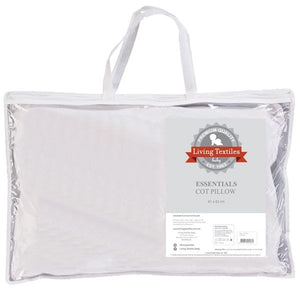 Living Textiles Essential Cot Pillow