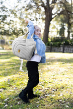 Load image into Gallery viewer, Isoki Marlo Backpack MINI - Stone - www.bebebits.com.au