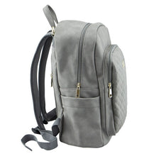 Load image into Gallery viewer, Isoki Marlo Backpack - Stone - www.bebebits.com.au